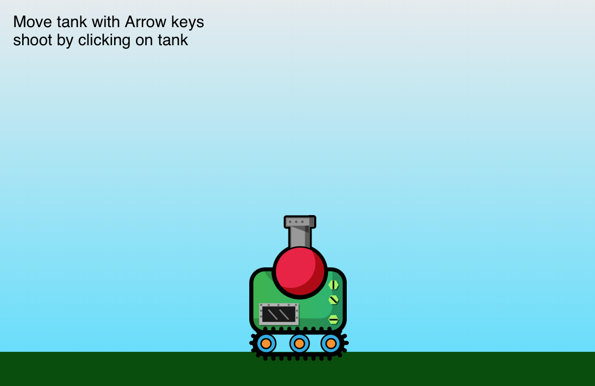 Move an element or div with arrow keys - Function Library - Tumult
