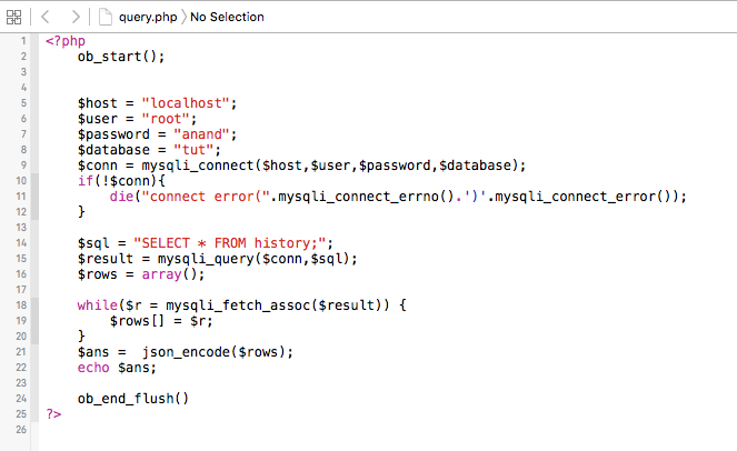 Dynamically populate a table with json data - JavaScript - Tumult Forums
