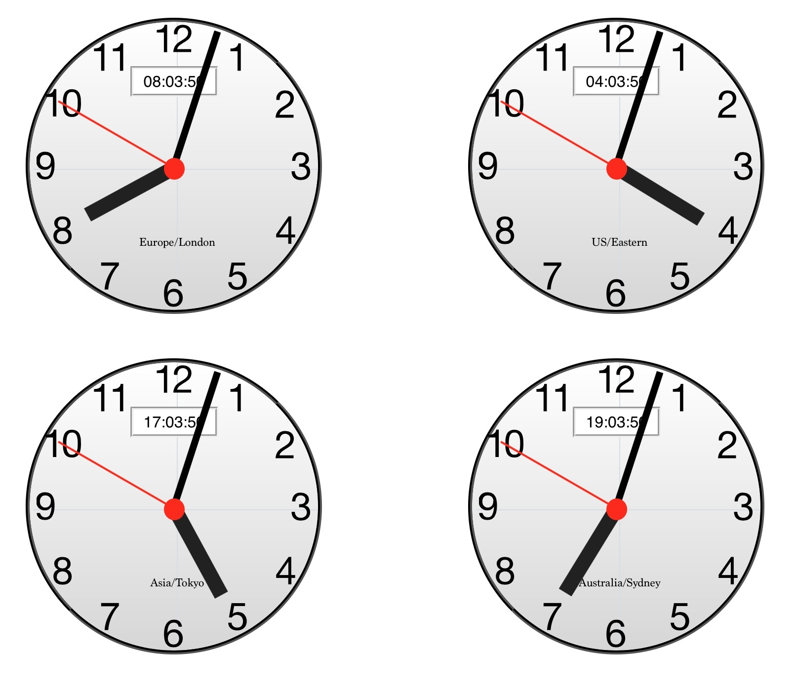 World Clock Template/Symbol - Template Gallery - Tumult Forums