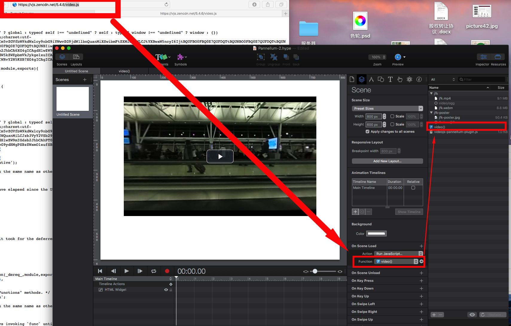 360 degree video - video js? - video - Tumult Forums