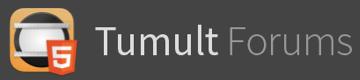 Tumult Forums