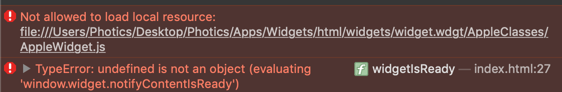 Widgets – A Replacement for the macOS Dashboard 🎛 - Share